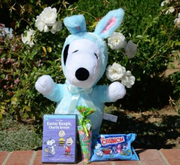 Easter Beagle Celebration + Giveaway