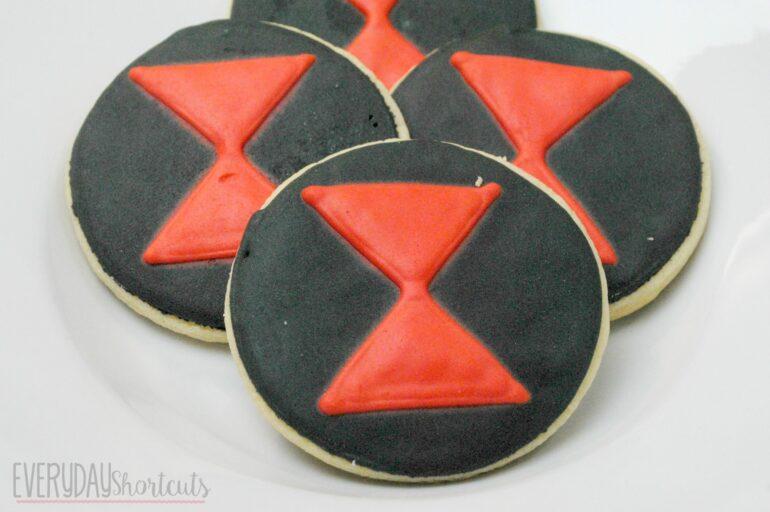 Black Widow Cookies