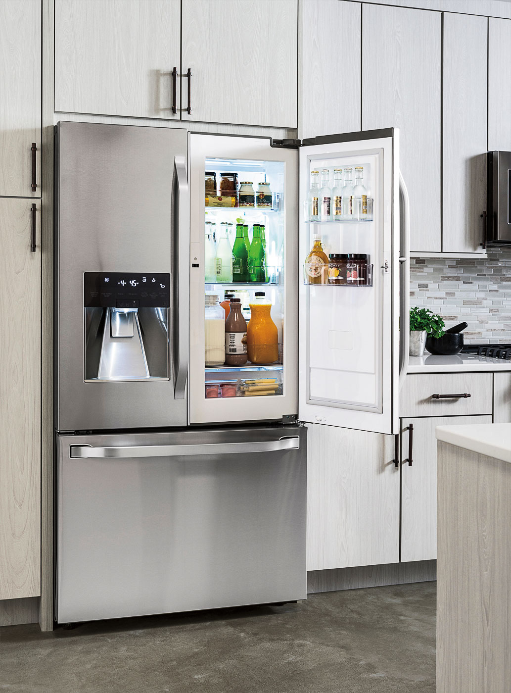 Uncategorized Energy Efficient Kitchen Appliances celebrate earth day with the energy efficient lg studio line at refrig