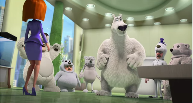 Norm of the North Now Available on Blu-ray Combo Pack