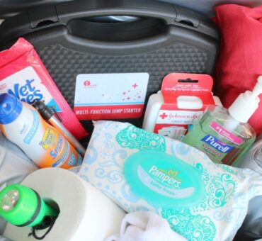 DIY Family Car Emergency Kit