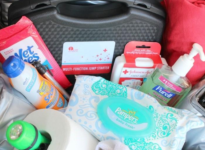 DIY Family Car Emergency Kit