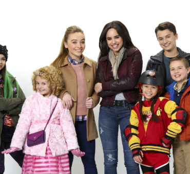 Disney Channel Adventures In Babysitting Airs June 24