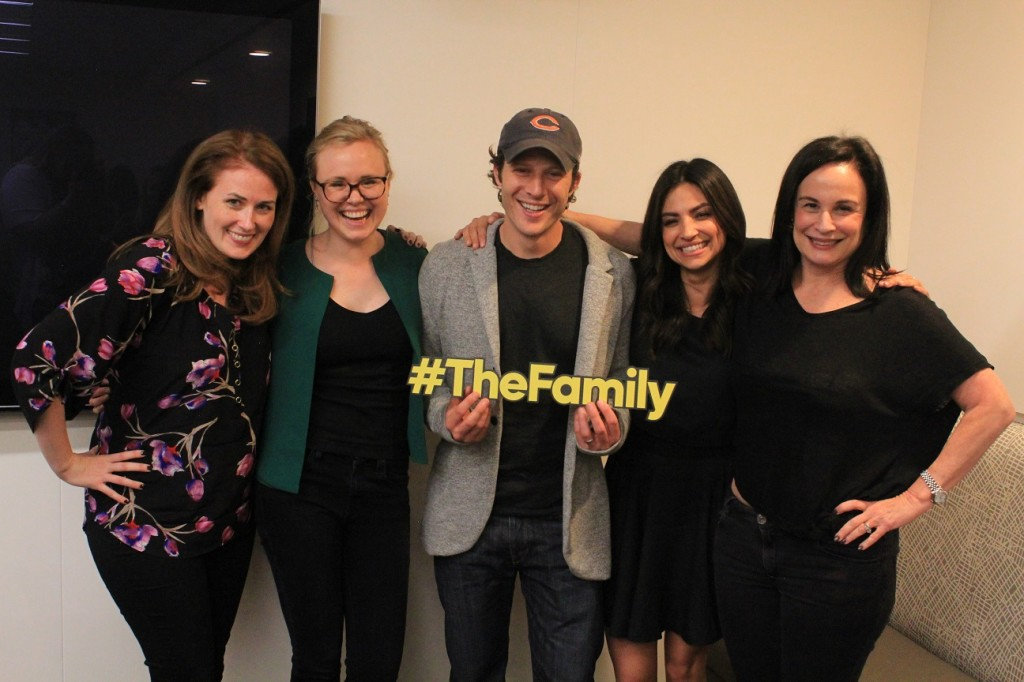 the family cast