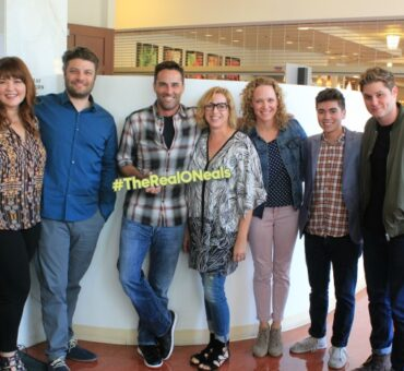 Q&A with the Hilarious Cast of The Real O'Neals #ABCTVEvent