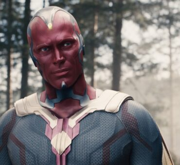 Exclusive Interview with Paul Bettany as Vision #CaptainAmericaEvent