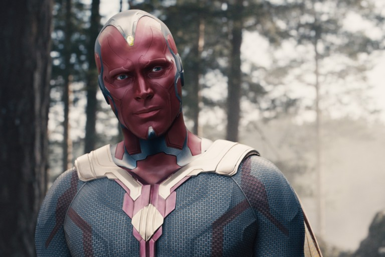 Vision in movie