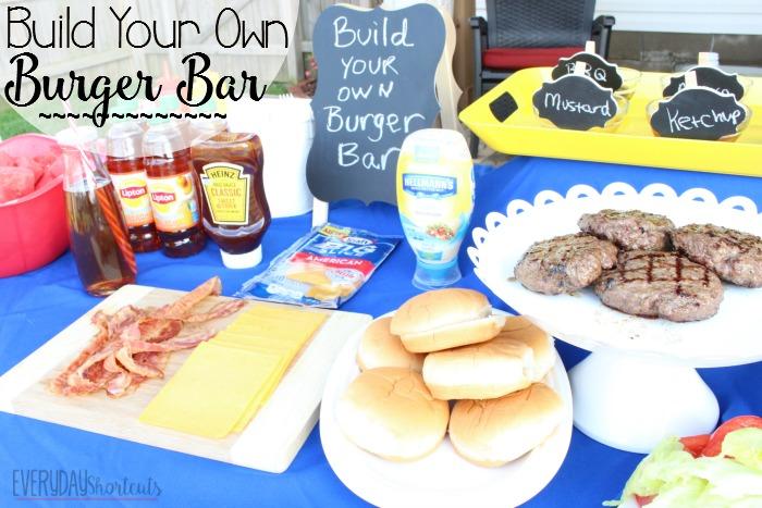 build-your-own-burger-bar