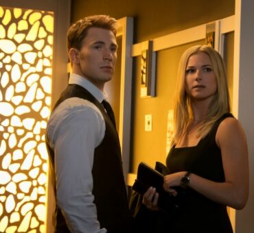 Exclusive Interview with Emily VanCamp as Agent 13 #CaptainAmericaEvent