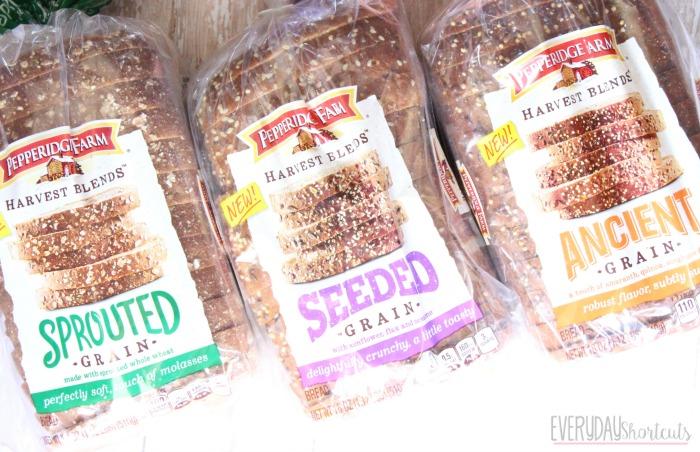 harvest blend bread