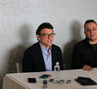 On the Other Side of the Camera with Captain America: Civil War Directors Joe & Anthony Russo #CaptainAmericaEvent