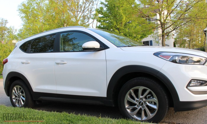 2016 Hyundai Tucson Eco AWD Review