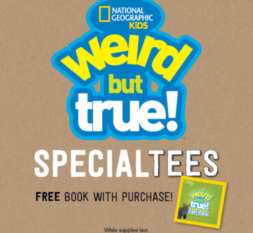 National Geographic Weird But True Shirts at Crazy 8