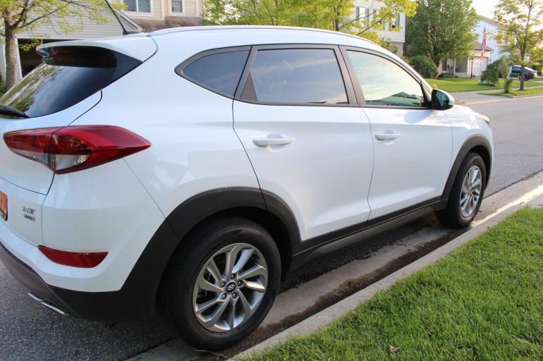 2016 Hyundai Tucson Eco AWD Review