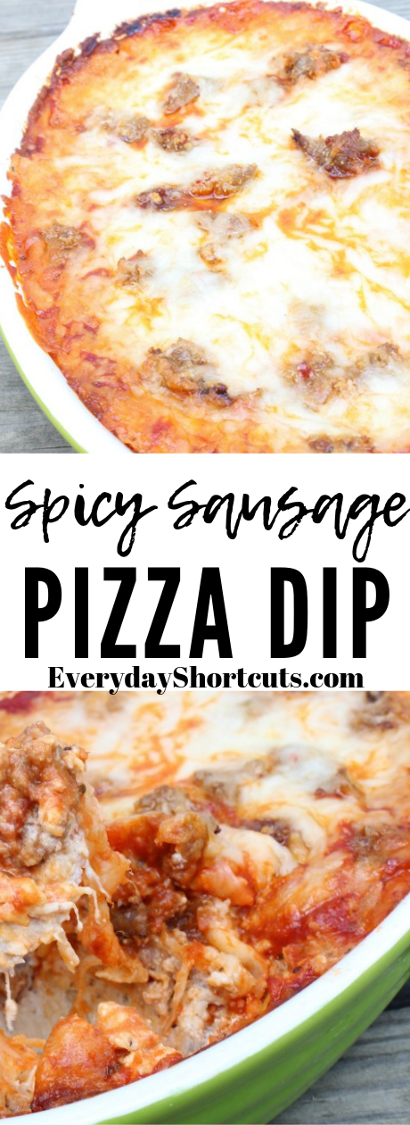 Spicy-Sausage-Pizza-Dip