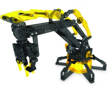 Summer Learning Fun with VEX Robotics Arm by HEXBUG