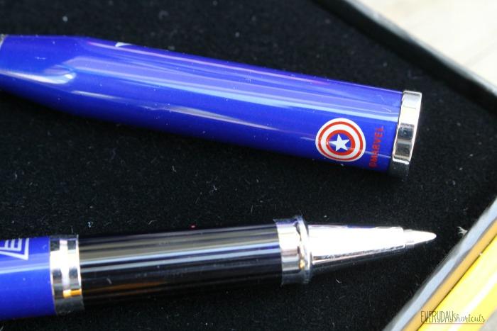 captain america cross pen