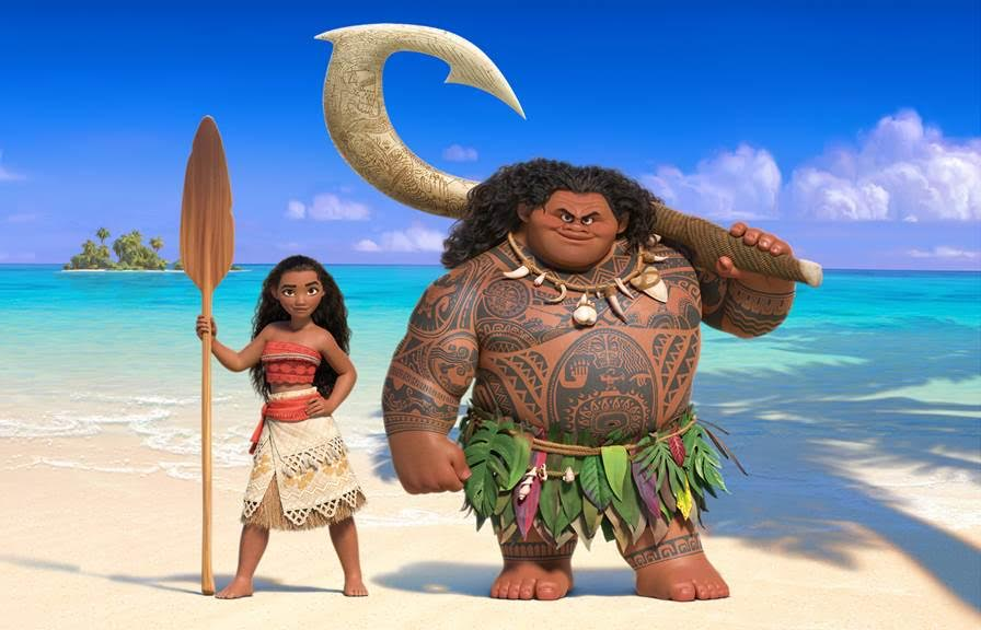 5 Reasons to See Disney's Moana
