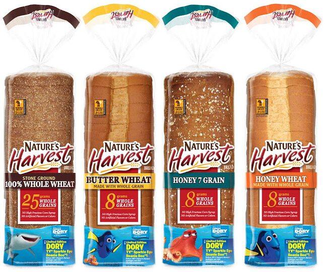 natures harvest bread