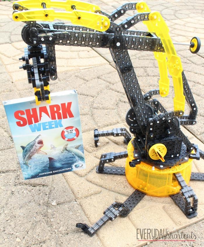 robotics arm claw