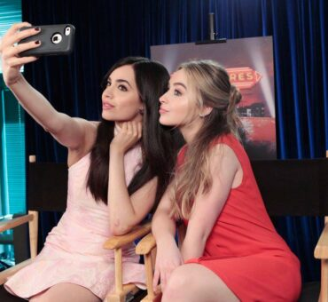Exclusive Interview with Adventures in Babysitting Sabrina Carpenter and Sofia Carson