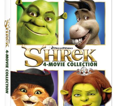 SHREK Swampathon Family Movie Night