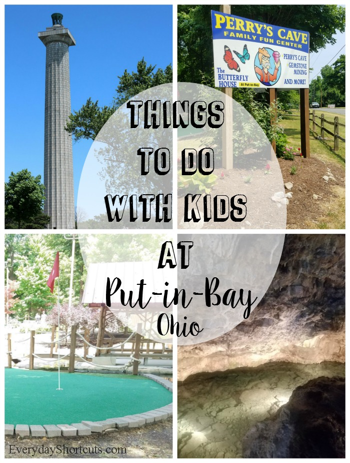 Things to do with Kids at Put-in-Bay