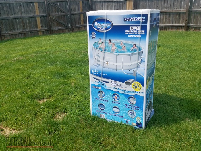 How To Set Up A Bestway Power Steel Frame Pool Everyday Shortcuts