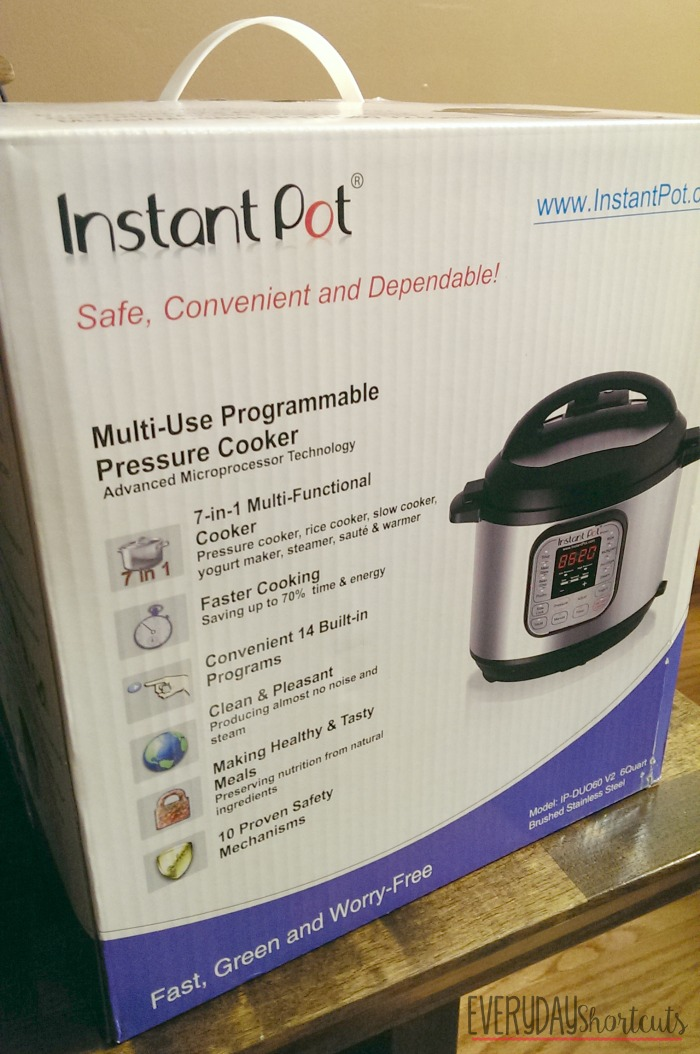 instant pot in a box