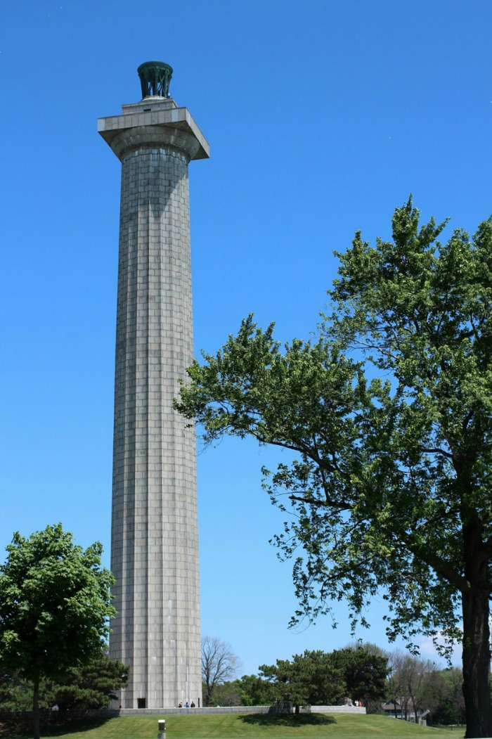 perry monument