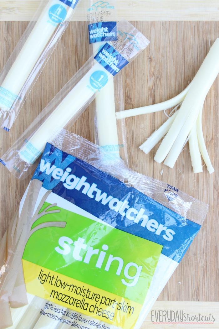 weight watchers light string cheese