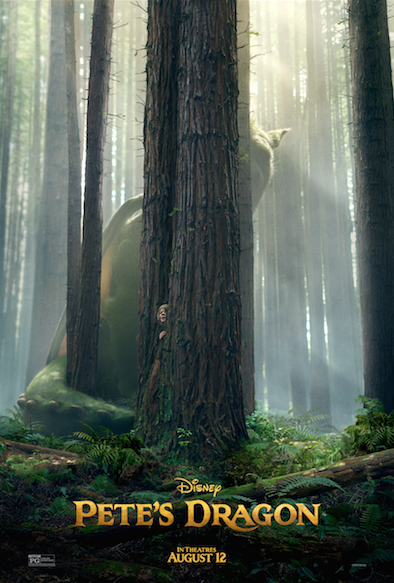 Reasons to Bring your Imagination to See Pete's Dragon