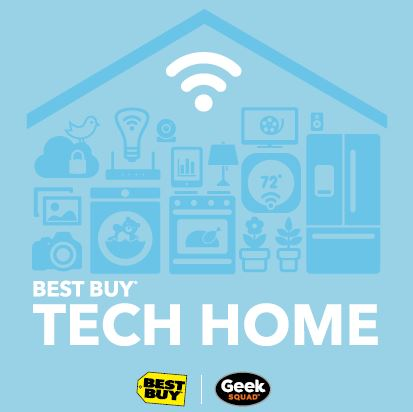 Best Buy Tech Home at Mall of America