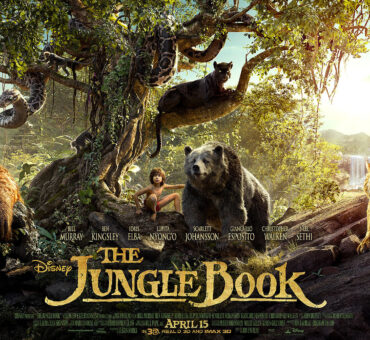 The Jungle Book Now on Bluray + Bonus Features