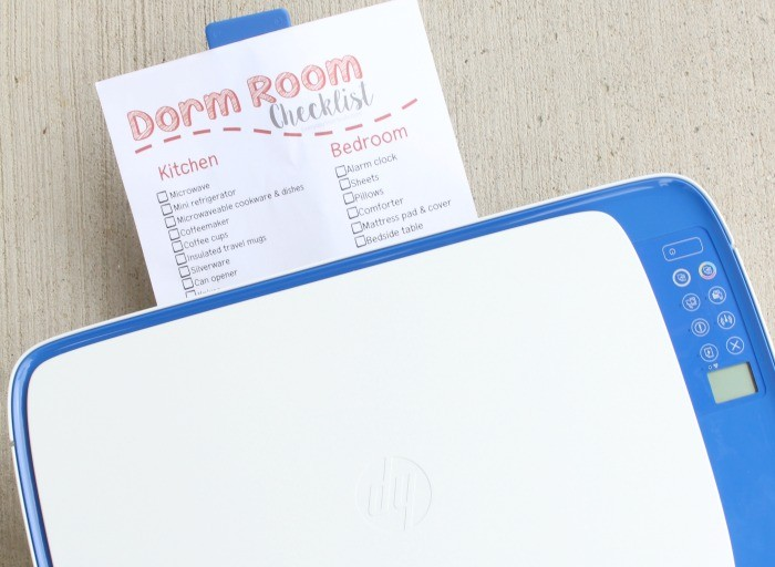 Dorm Room Checklist. No More Hairy Issues - Dorm Room Cleaning