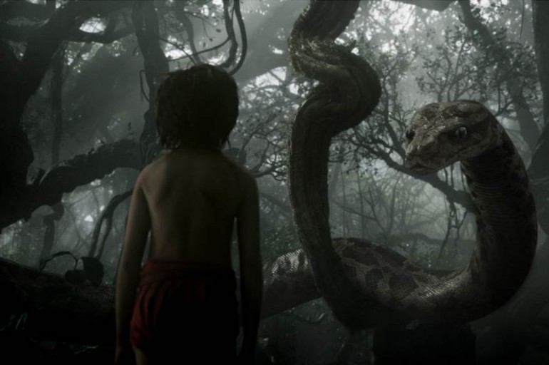 Behind the Scenes Look at The Jungle Book