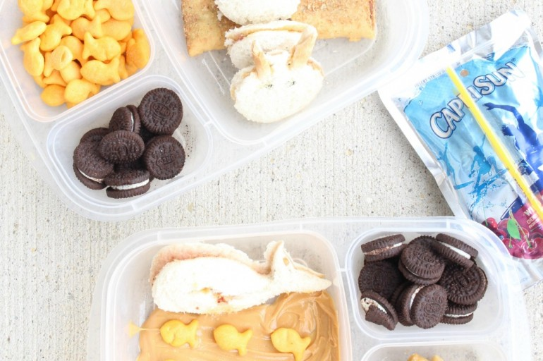 Back to School Bento Lunch Ideas