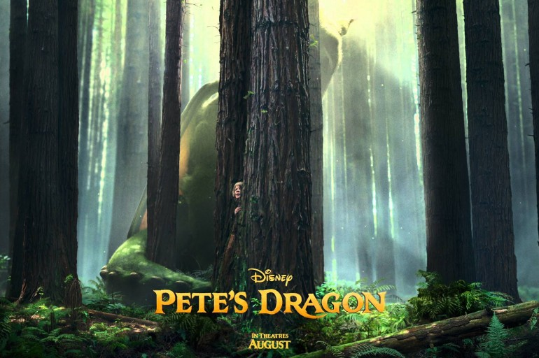 8 Reasons to Bring your Imagination to See Pete's Dragon