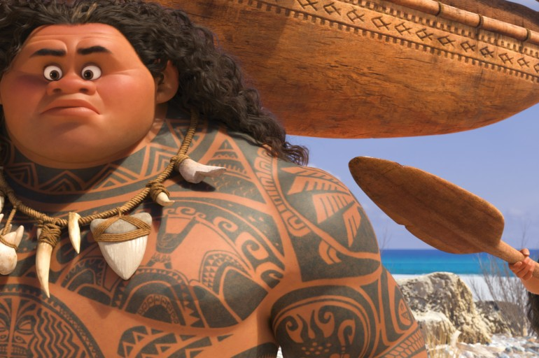 The Story Behind Moana