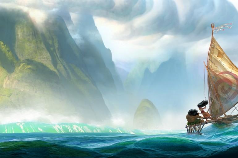 5 Reasons to See Disney's Moana