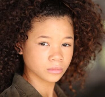 Storm Reid Cast as Meg Murry in Disney's A WRINKLE IN TIME