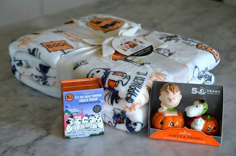 It's the Great Pumpkin, Charlie Brown 50th Anniversary + Giveaway