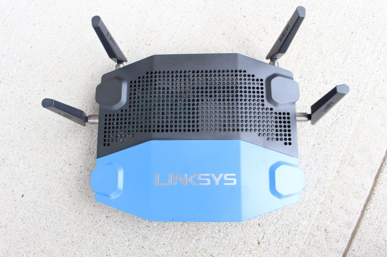 Linksys WRT is the Fastest Router for Multiple Devices
