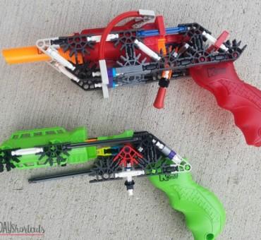 K'NEX KForce Build and Blast Toys