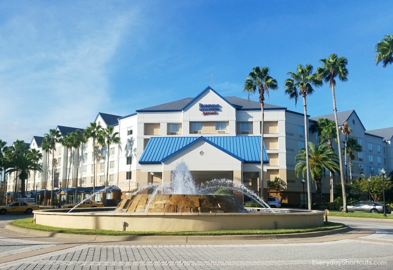 Fairfield Inn and Suites Orlando in the Marriott Village Review