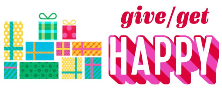 give-get-happy