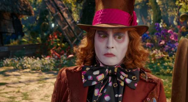 Alice Through the Looking Glass Hits Shelves October 18