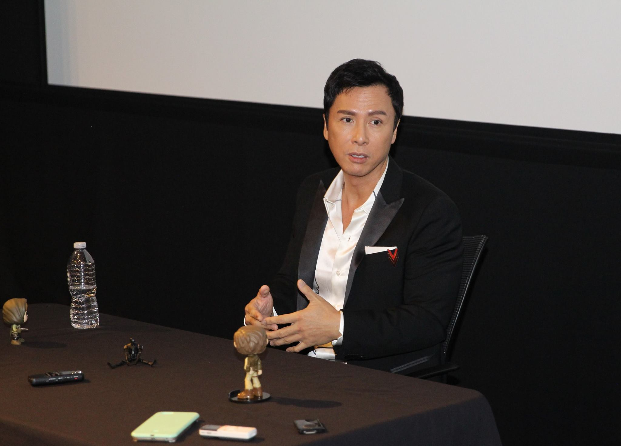 Exclusive Interview with Donnie Yen