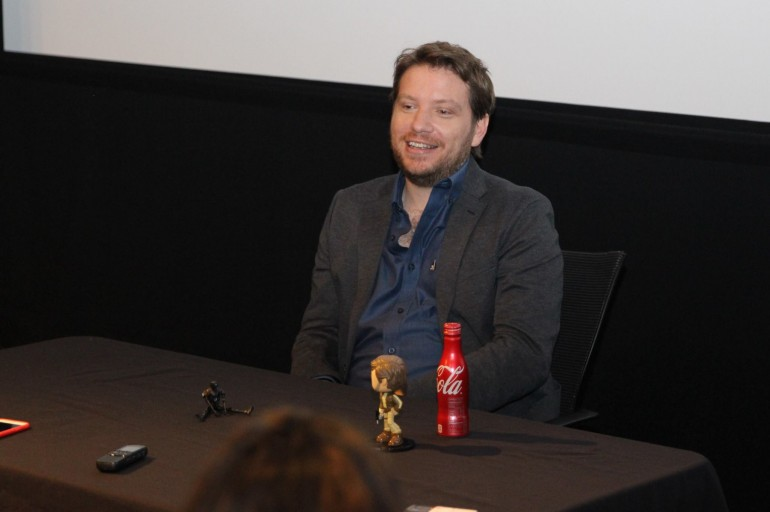 Behind the Camera with Rogue One: A Star Wars Story Director Gareth Edwards