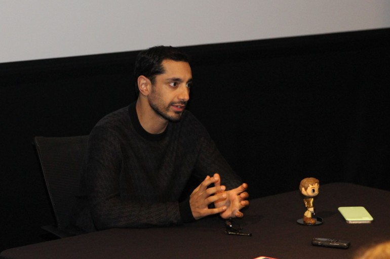 Exclusive Interview with Riz Ahmed as Bodhi Rook in Rogue One: A Star Wars Story